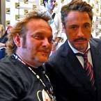 LaBestia+Robert Downey Jr..