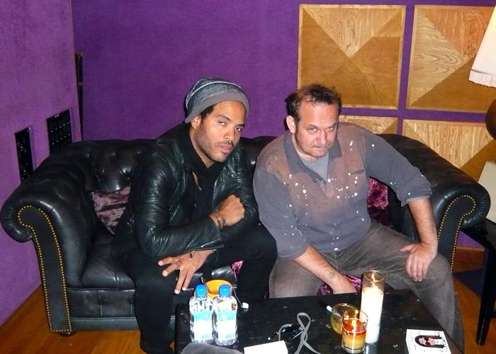 LaBestia+Lenny Kravitz