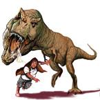 t-rex 100 dpi