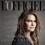 L'Officiel COVER JJ copy